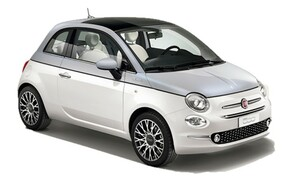 Group BB3 : Fiat 500 automatic or similar