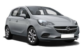 Group C : Opel Corsa or similar