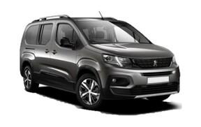 Grupo E. Peugeot Rifter o similar