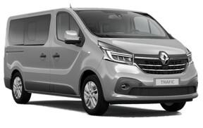 Grupo  G : Renault Traffic o similar