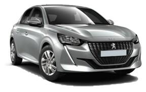 Grupo H : Peugeot 208  automático o similar