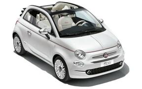 Grupo  I : Fiat 500 Cabrio o similar